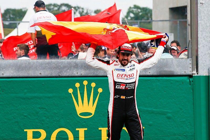 Así fueron los intensos siete fines de semana de carreras de Alonso