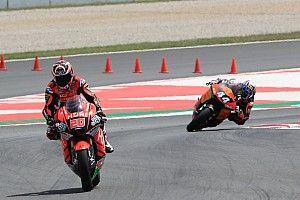 Fotogallery: la prima vittoria iridata di Fabio Quartararo in Moto2 a Barcellona