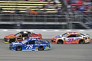 NASCAR Cup Martin Truex Jr. unexpectedly never in contention at Michigan