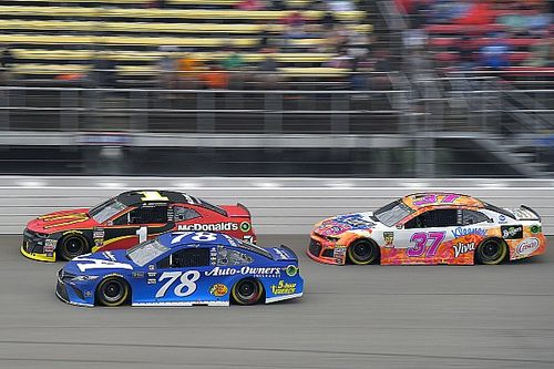 Martin Truex Jr. unexpectedly never in contention at Michigan