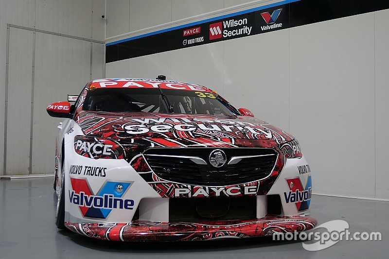 GRM unveils indigenous livery for Darwin