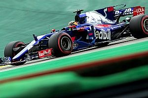 Hartley sans radio et sans les mains à 300 km/h !