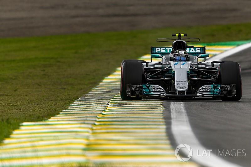 """ブラジルGP予選:ハミルトン""""不在""""を補う完璧な仕事。ボッタスPP"""