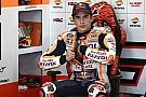 Marquez bertekad kurangi risiko terjatuh