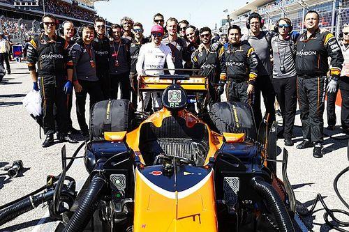 Brown: Alonso tem ambiente que gosta na McLaren