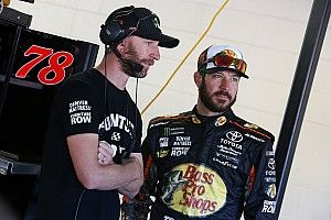 """Truex doesn't mind pressure of being title favorite: """"Bring it on"""""""