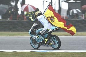Moto3 Noticias de última hora Mir da a España el 47º campeonato del mundo