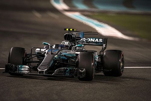 "Abu Dhabi start will be ""different ball game"" for Bottas"
