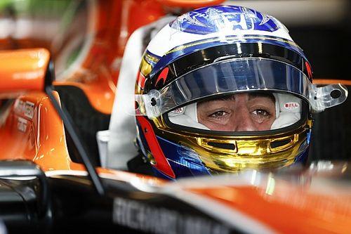 Alonso tem cronograma puxado em 2018; veja