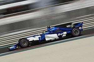 Sauber avait six mois de retard en débutant sa saison