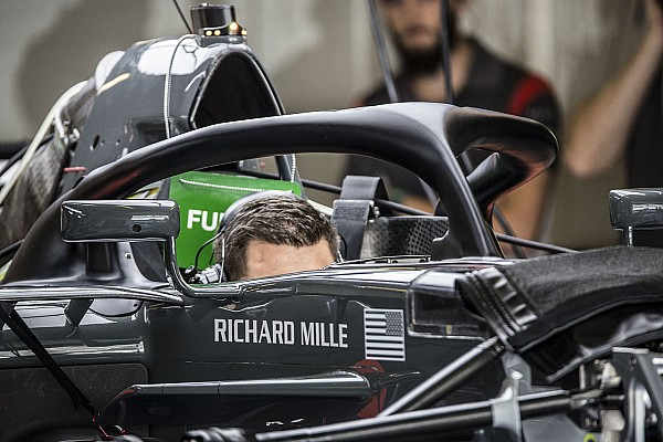 Fórmula 1 Últimas notícias Pilotos mais pesados poderão ser prejudicados pelo Halo