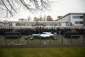 Mercedes, yeni bir rüzgar tüneli aldı
