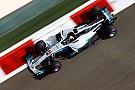F1 Hamilton lideró un 1-2 de Mercedes antes de la clasificación