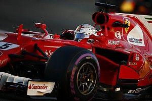 Vettel: Ferrari ne prend pas sa gestion des pneus pour acquis