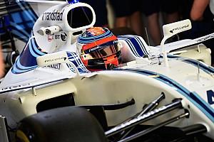 Kubica: Williams anlaşmasıyla F1'e dönüş için