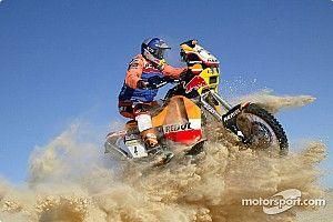 Los 40 años de Dakar de... Nani Roma
