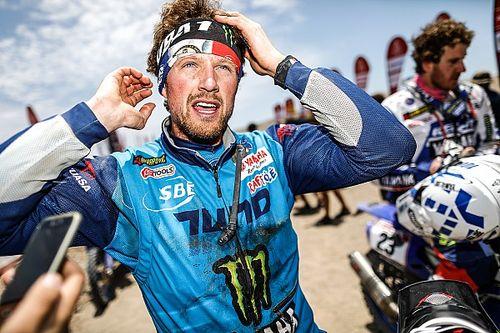 "Dakar, leadership da sogno per Van Beveren: ""Vivo un momento incredibile"""