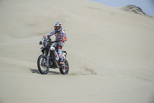Dakar 2018, Stage 1: Santosh leads India's charge with top-15
