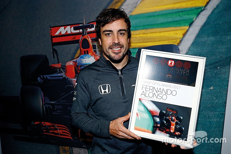 Have your say on this year's F1 Racing awards