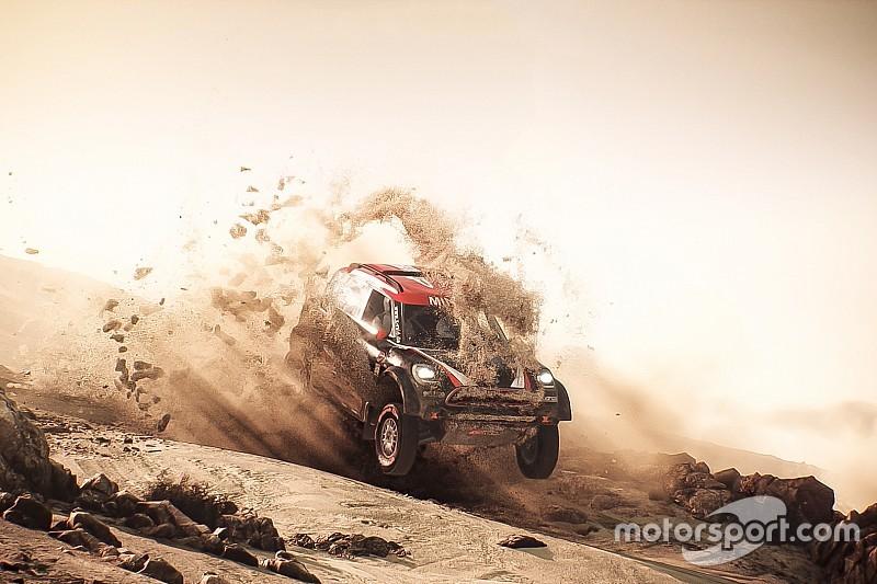 Le Dakar aura son jeu vidéo officiel!