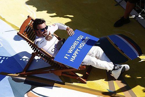 Die schönsten Fotos vom F1-GP Ungarn in Budapest: Sonntag