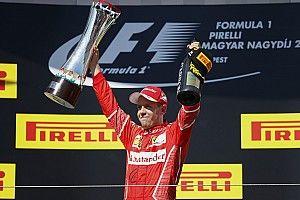 Marko tips Vettel to win F1 2017 drivers' title