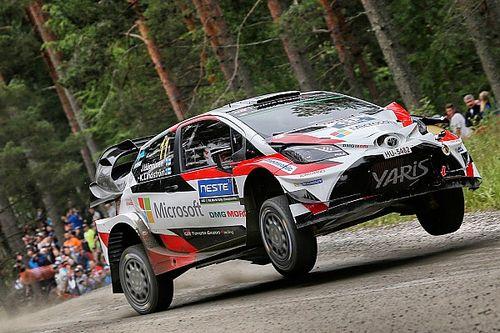 Finlandia, PS24: Suninen sbaglia, Hanninen torna secondo!