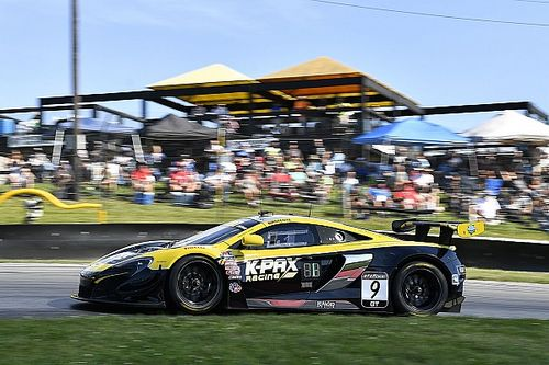 Mid-Ohio PWC: McLaren's Parente beats Porsches again