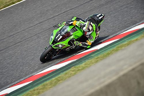 Rea added to works Kawasaki line-up for Suzuka 8h