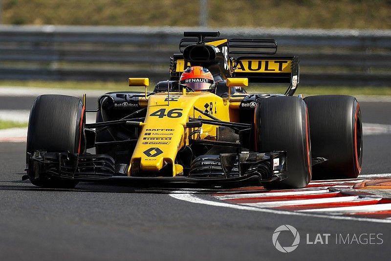 """Hülkenberg salue le retour """"très impressionnant"""" de Kubica"""