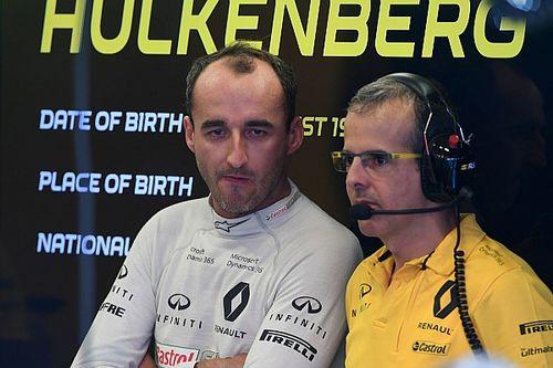 Williams gunakan tes Abu Dhabi untuk menilai dampak cedera Kubica