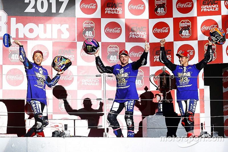 """Derde overwinning Van der Mark in 8 uur van Suzuka: """"Kijk nu al uit naar volgend jaar"""""""