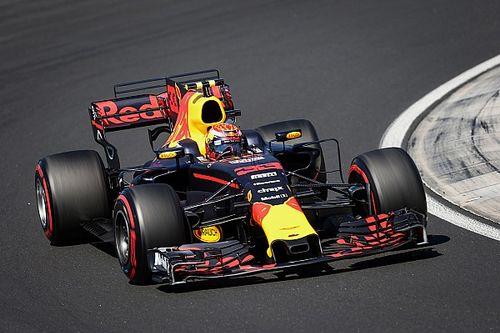 Twee strafpunten voor Verstappen na incident met Ricciardo