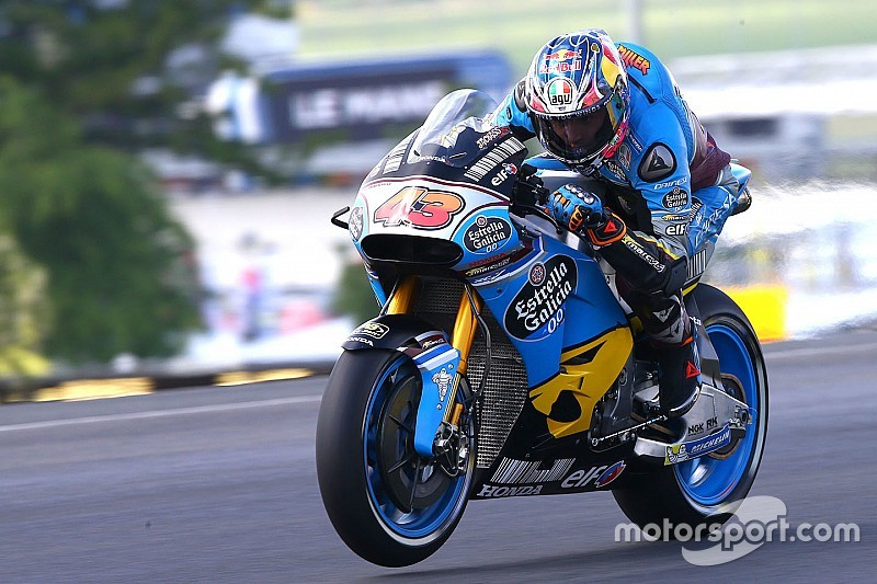 MotoGP Perancis: Miller mendominasi FP1, Rossi kedelapan
