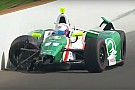 Indy 500: Pigot crashes in Day 5 practice