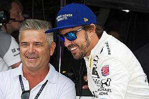 """IndyCar Últimas notícias De Ferran exalta Alonso: """"Mostrou o quão completo é"""""""