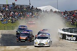 World RX travels to Norway for hell-raising weekend