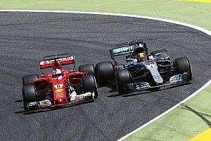 Photos - Le film du duel Hamilton/Vettel