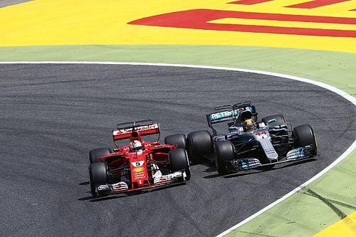Hamilton vs Vettel, el duelo llegó para quedarse