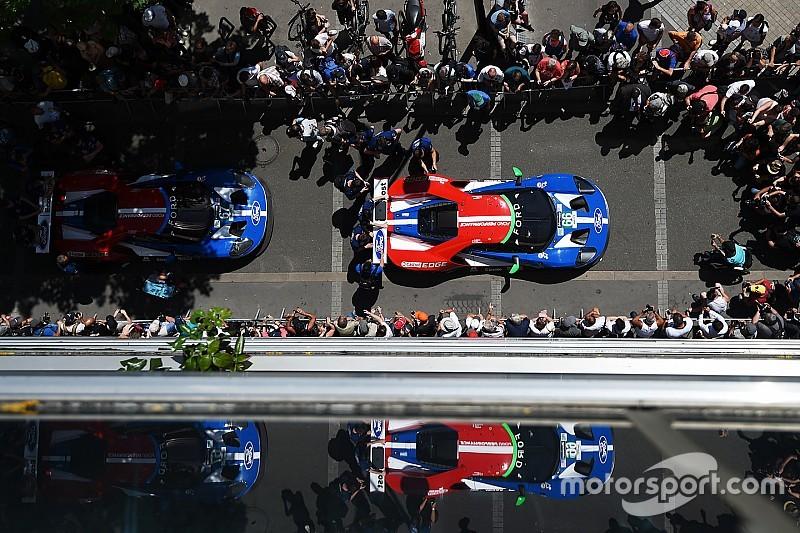 Le Mans-i 24 órás: fotók a gépátvételről