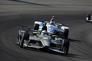 Gateway IndyCar: Newgarden, Pagenaud ile temasından sonra kazandı