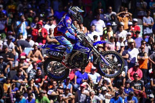El Motocross pisa fuerte