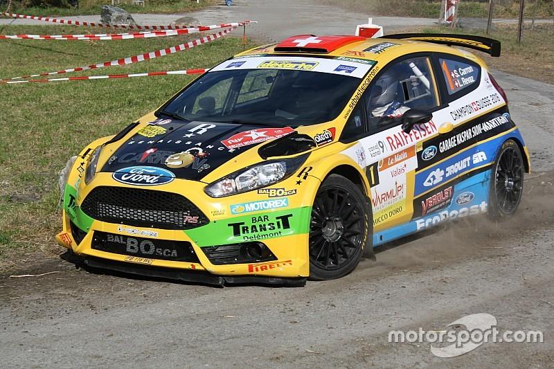 Rallye-SM Pays du Gier: Startschuss zur Titeljagd