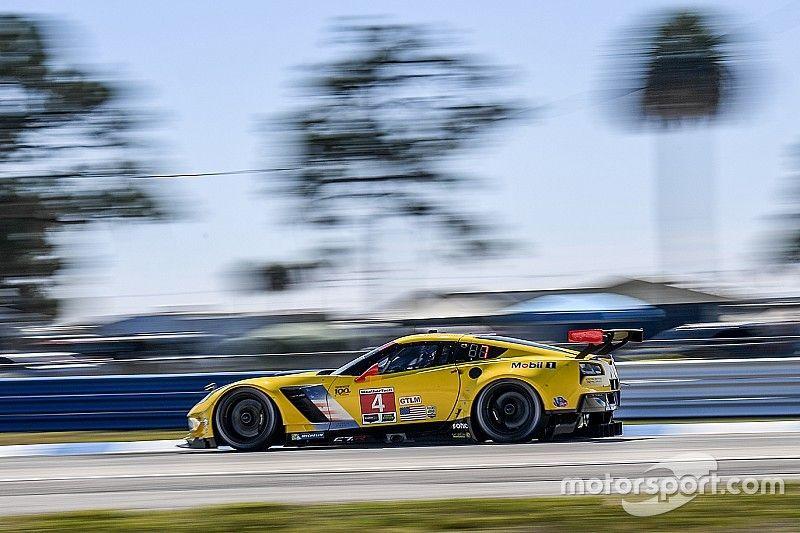 Milner optimistic about Corvette's Sebring prospects