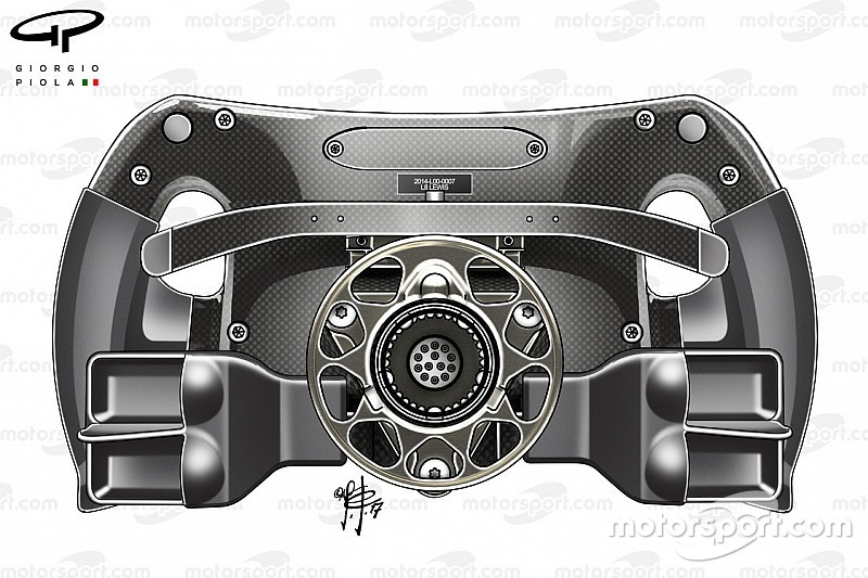 Revealed: Mercedes finger holes to help F1 2017 starts