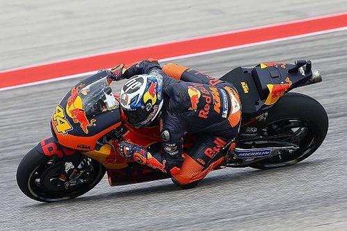 La KTM potrebbe provare il motore nuovo nel weekend di Jerez
