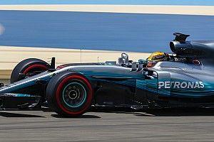 【F1】バーレーンテスト:ハミルトン首位。マクラーレン走行17周のみ