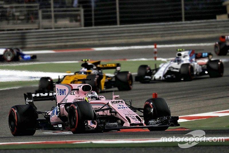 Force India está além das expectativas, diz Perez