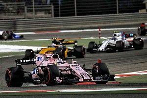 Perez: Force India olması gerekenden daha fazla puan alıyor!