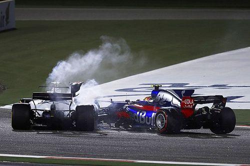 Гран При Бахрейна: штрафные баллы пилотов